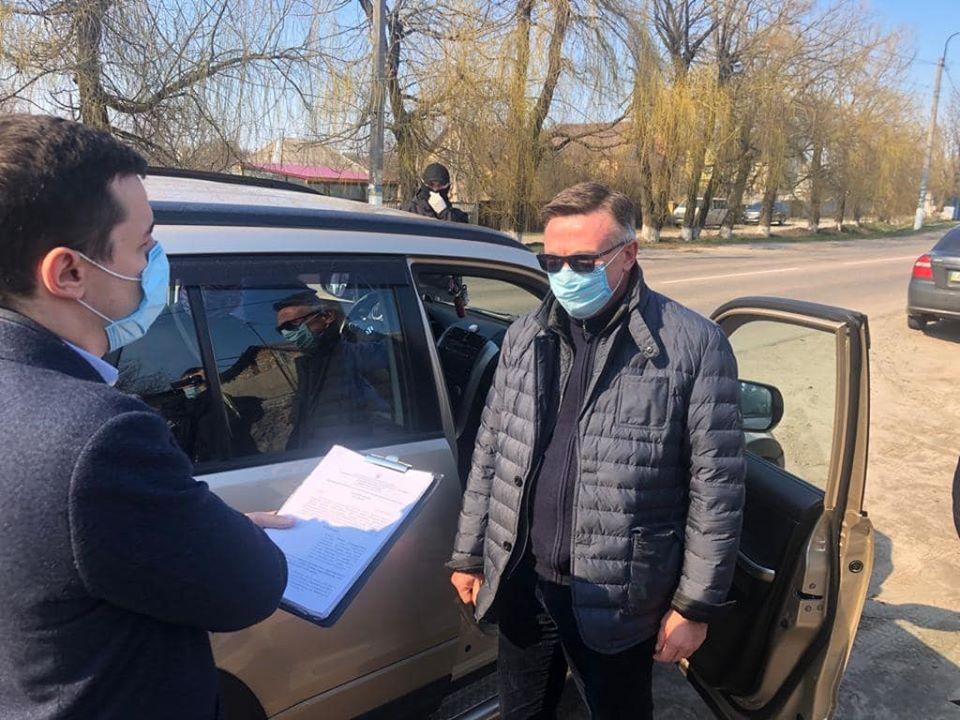 Леонида Кожару задержали / facebook.com/anton.gerashchenko