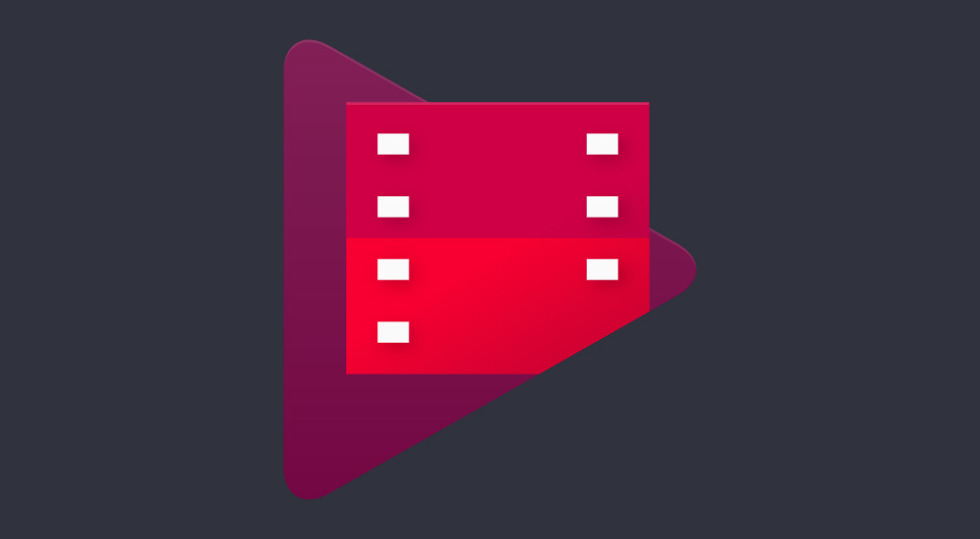 Логотип Google Play Фильмы