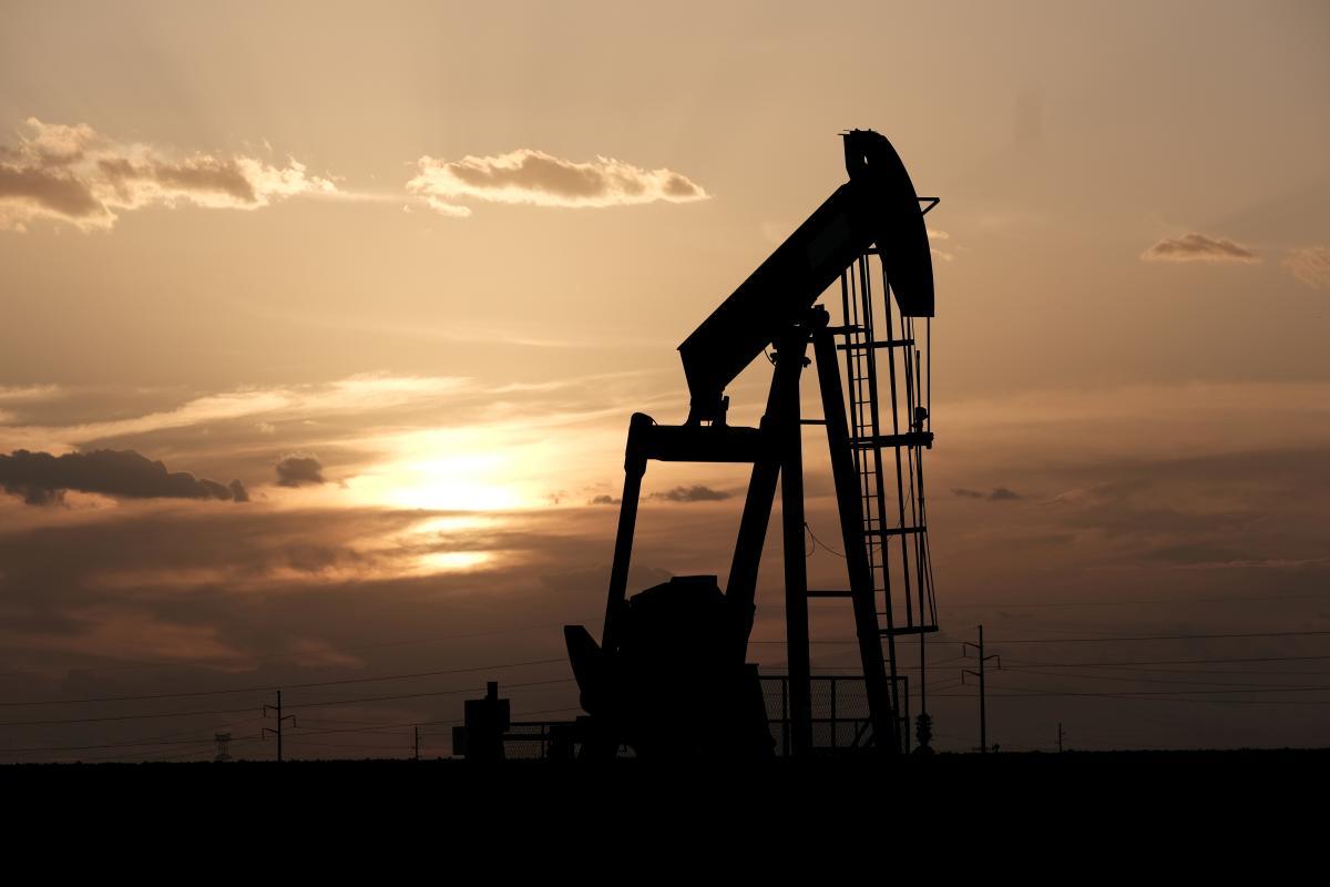 Нафта, вишка