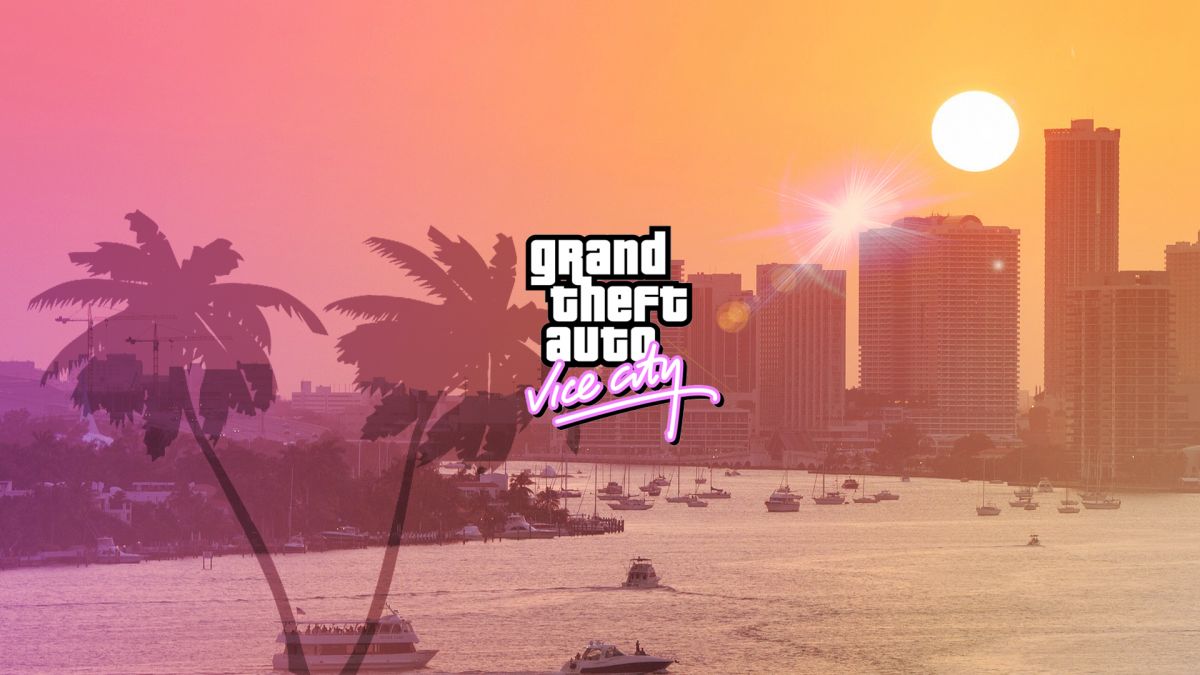 Арт GTA: Vice City