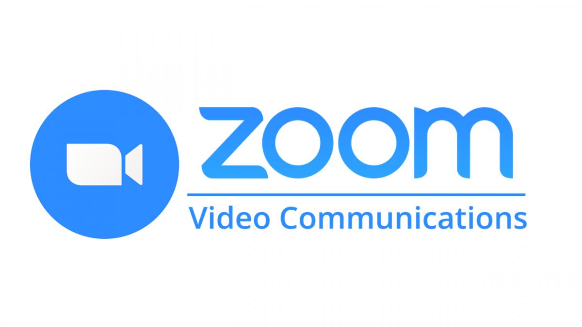 Логотип Zoom Video Communications