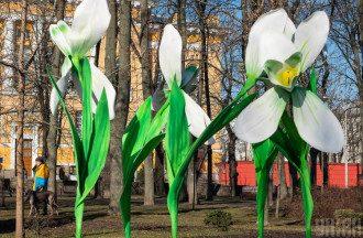 погода,весна