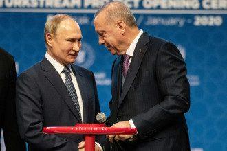Путін Ердоган