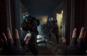 Кадр з Half-Life: Alyx