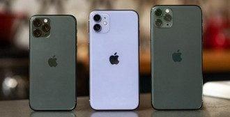 Модельний ряд iPhone 11