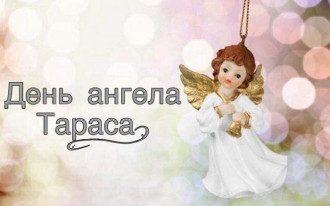 День Тараса 2020 – поздравления с Днем ангела Тараса прикольные и веселые