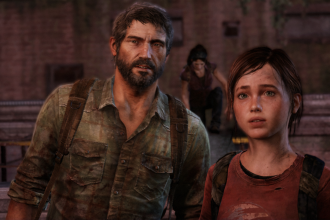 Кадр из игры The Last of Us