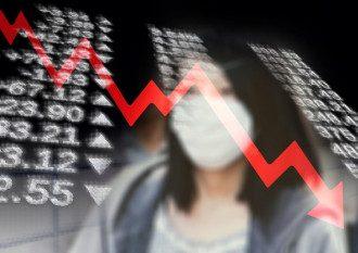 """Обвал економіки: ВВП """"полетить"""" в мінус через коронавірус"""
