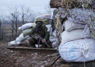 Донбас, боєць