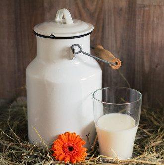 молоко, кефир