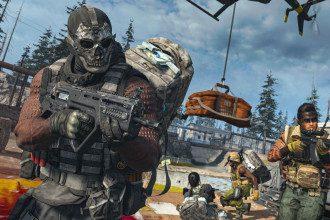 Кадр из Call of Duty: Warzone