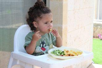 Харчування дітей має бути збалансованим / Фото pixabay