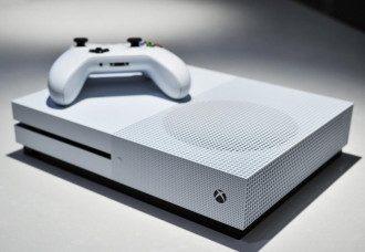 Дизайн консоли Xbox One S