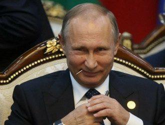 Шнурів висміяв фанатів Путіна