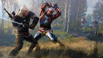 Кадр з The Witcher 3: Wild Hunt