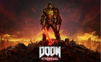 Арт Doom Eternal