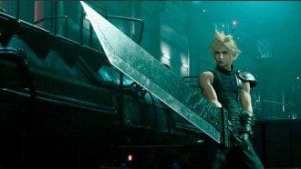 Кадр з Final Fantasy VII Remake