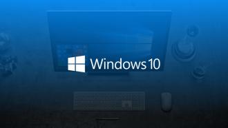 Комп'ютер на Windows 10