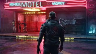 Кадр из Cyberpunk 2077