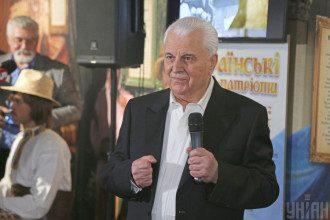 Леонід Кравчук вважає, що миру на Донбасі неможливо досягти без рішучих дій – Новини Донбасу