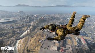 Кадр з Call of Duty: Warzone