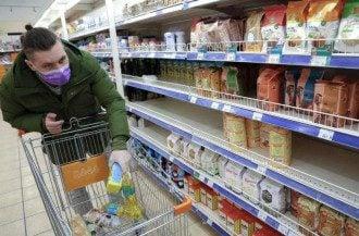 Новые правила в магазинах из-за коронавируса