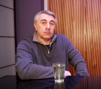 Евгений Комаровский сообщил, что жилье может покинуть человек с реальной дыхательной недостаточностью – Коронавирус в Украине
