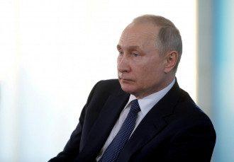 Владимир Путин посетил Коммунарку
