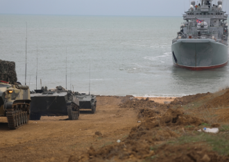 Крим, російські військові