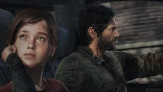 Кадр з The Last of Us