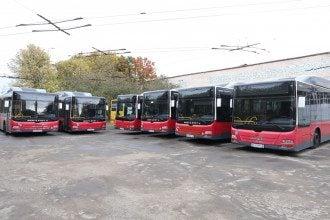 Тернополь, автобус