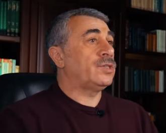 Євген Комаровський поділився, що Зірочка ні від чого не допомагає – Коронавірус 2020