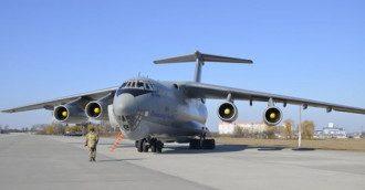 Ил-76, ВВС, ВСУ