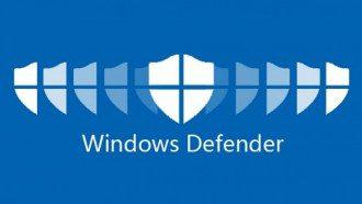 Логотип Windows Defender