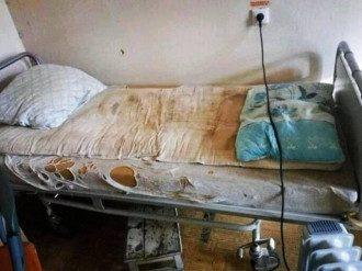 Дорогие депутаты, добро пожаловать в украинские больницы, все остальные для вас закрыты