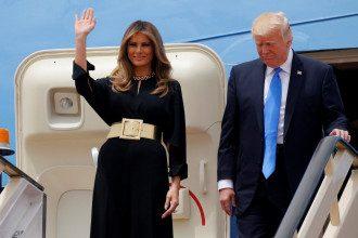 Трамп, Мелания