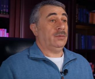 Евгений Комаровский сказал, что при подозрении на коронавирус нельзя выходить из дома – Коронавирус Украина