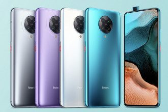 Дизайн Redmi K30 Pro