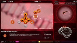 Кадр из Plague Inc: Evolved