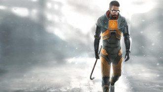 Арт Half-Life