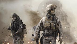 Арт ремастера Call of Duty: Modern Warfare 2