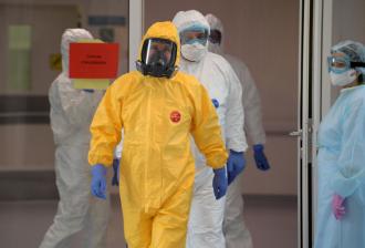 Пандемія коронавірусу дуже вигідна Володимиру Путіну, вважає експерт / Reuters