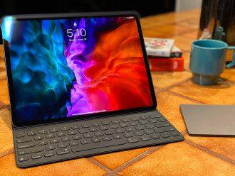 Дизайн iPad Pro 2020 года