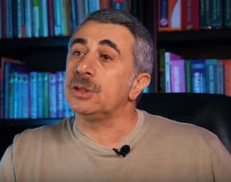 Євген Комаровський пояснив, як не підхопити вірус з Китаю