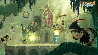 Кадр из Rayman Legends