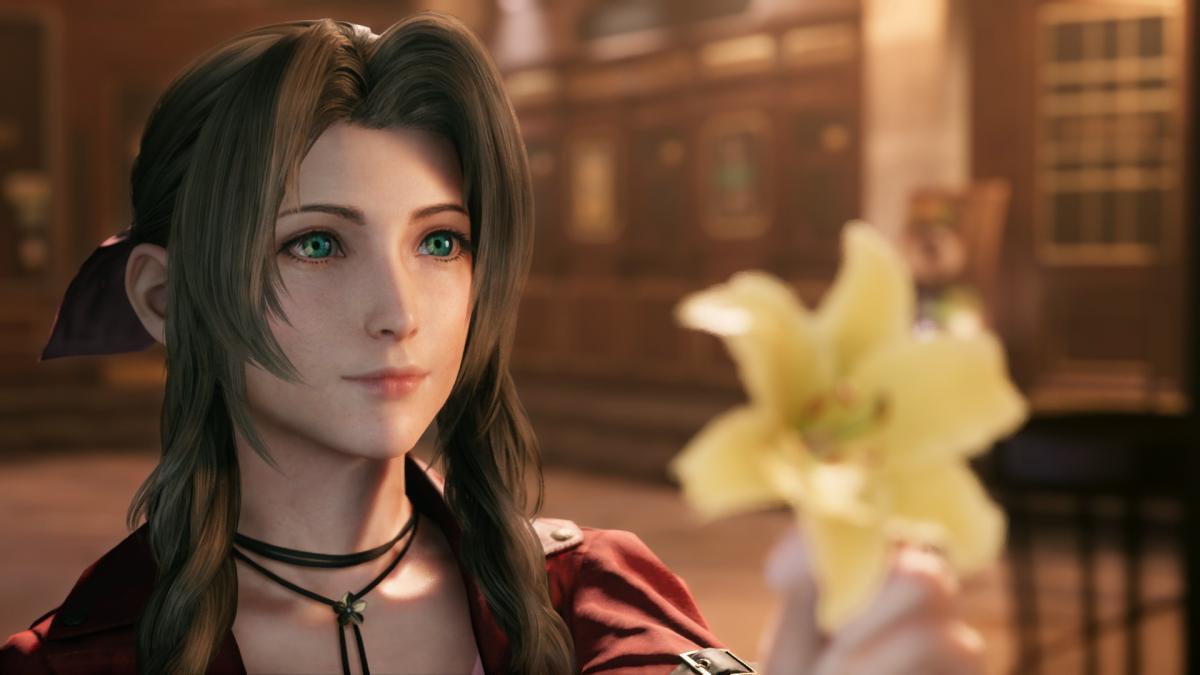 Кадр з Final Fantasy 7 Remake