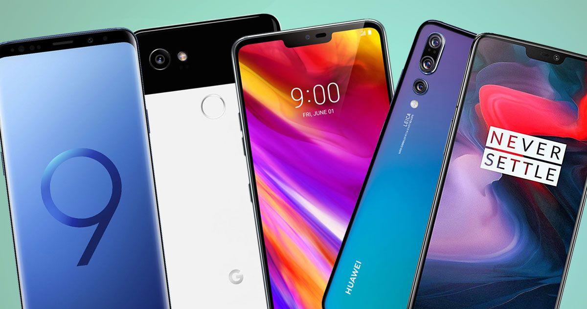 Смартфоны на Android