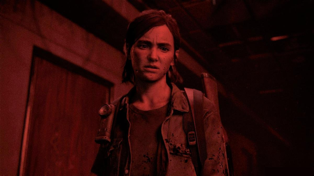 Кадр з The Last of Us 2
