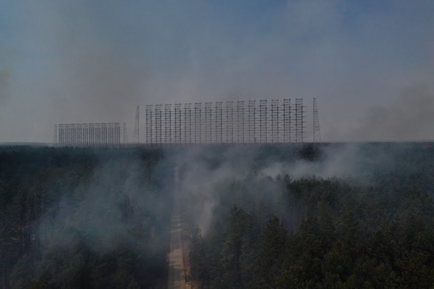 Пожар в Чернобыльской зоне – насколько выросла радиация