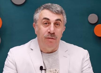 Євген Комаровський сказав, що глисти можуть принести користь – Глисти користь